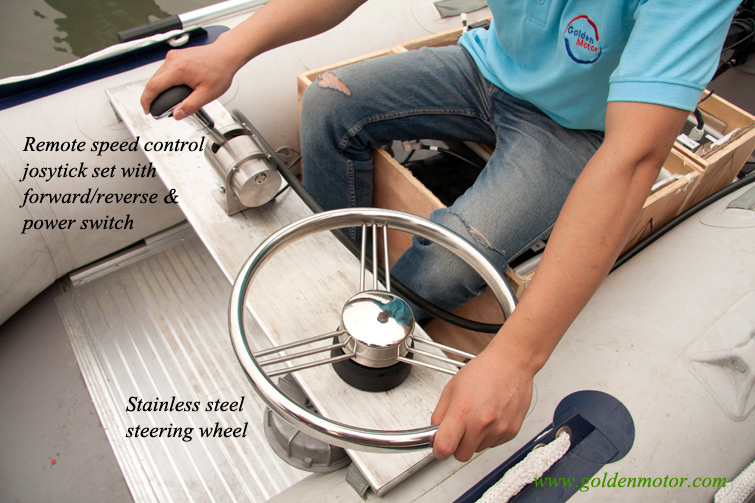 Electric Outboard Motors