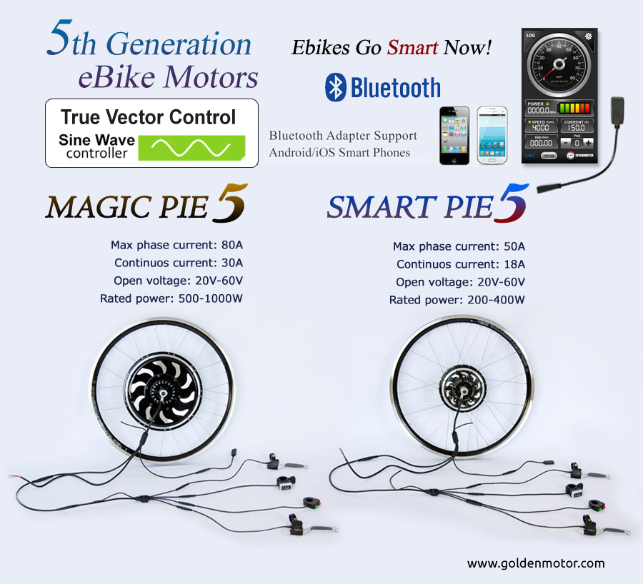 Goldenmotor Magic Pie,Smart Pie,Magic Edgewww.servovision.com